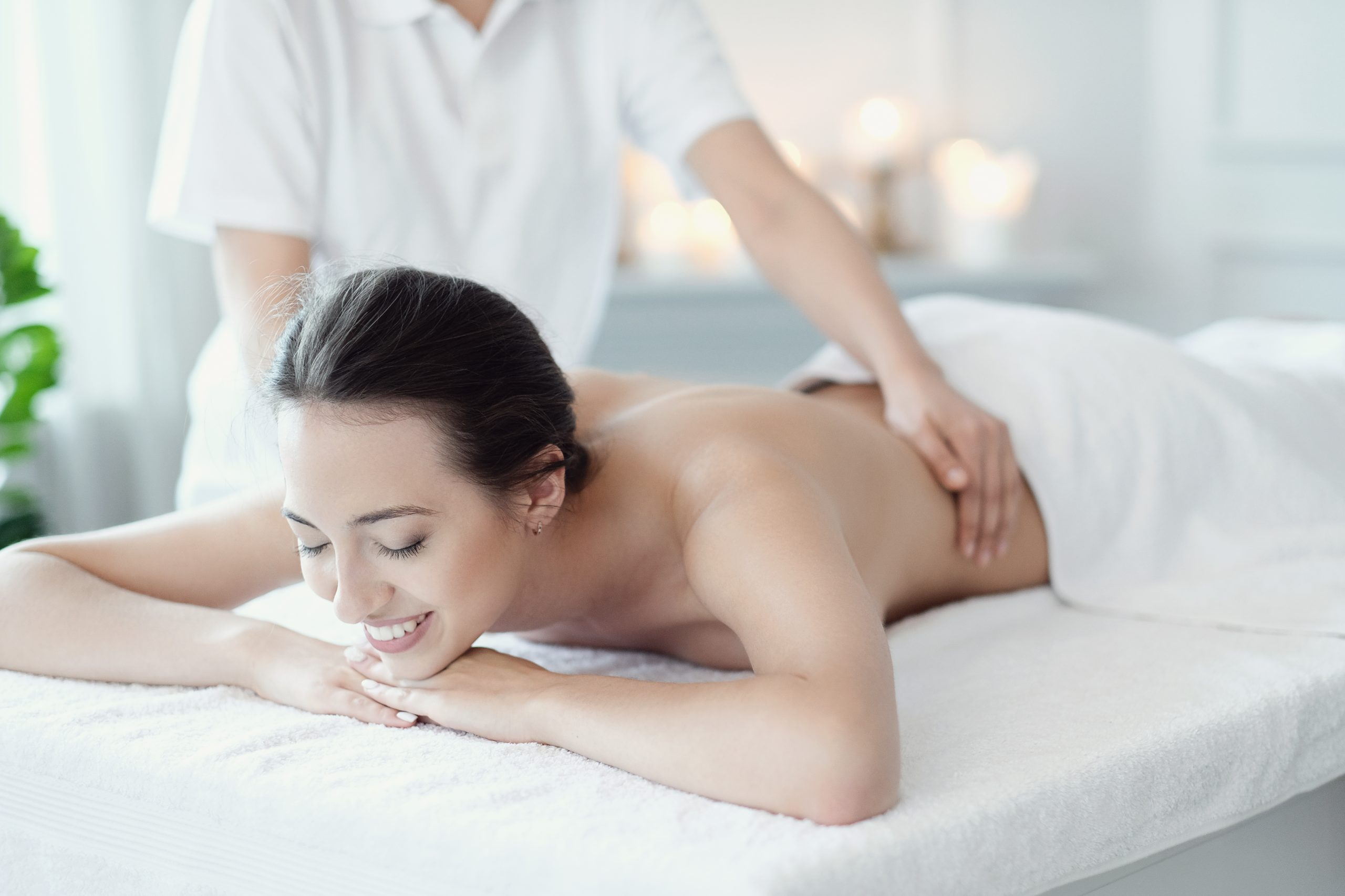 beauty massage